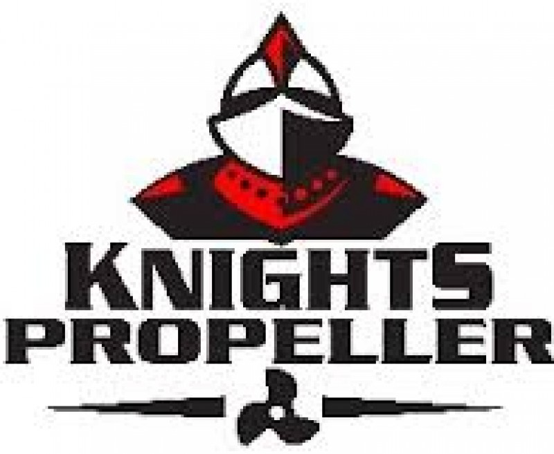 Knights Propeller | WHERE THE PRO'S GO!!